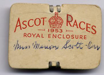 Ascot 1953 royal.JPG (14915 bytes)