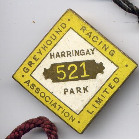 Harringay GC.JPG (31676 bytes)