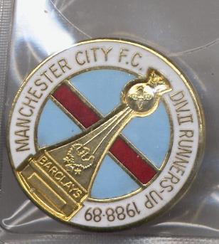 Manchester City 5CS.JPG (21748 bytes)